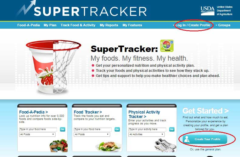 registro super tracker